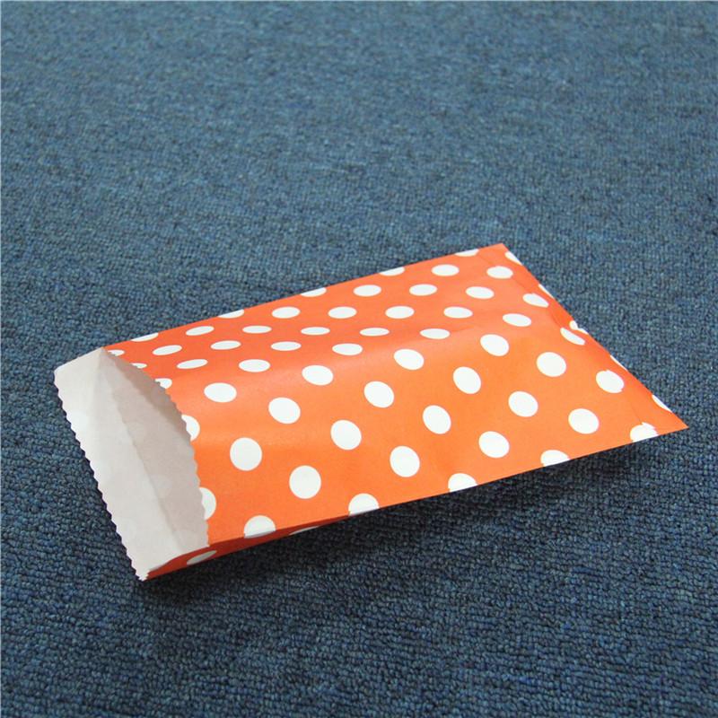 أكياس الورق الصغيرة التعبئة والتغليف حزب هدية أكياس التعبئة الحلوى