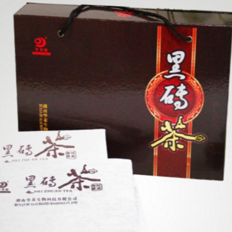 الشوكولاته السوداء لبنة الشاي هونان انهوا الشاي الأسود الرعاية الصحية الشاي