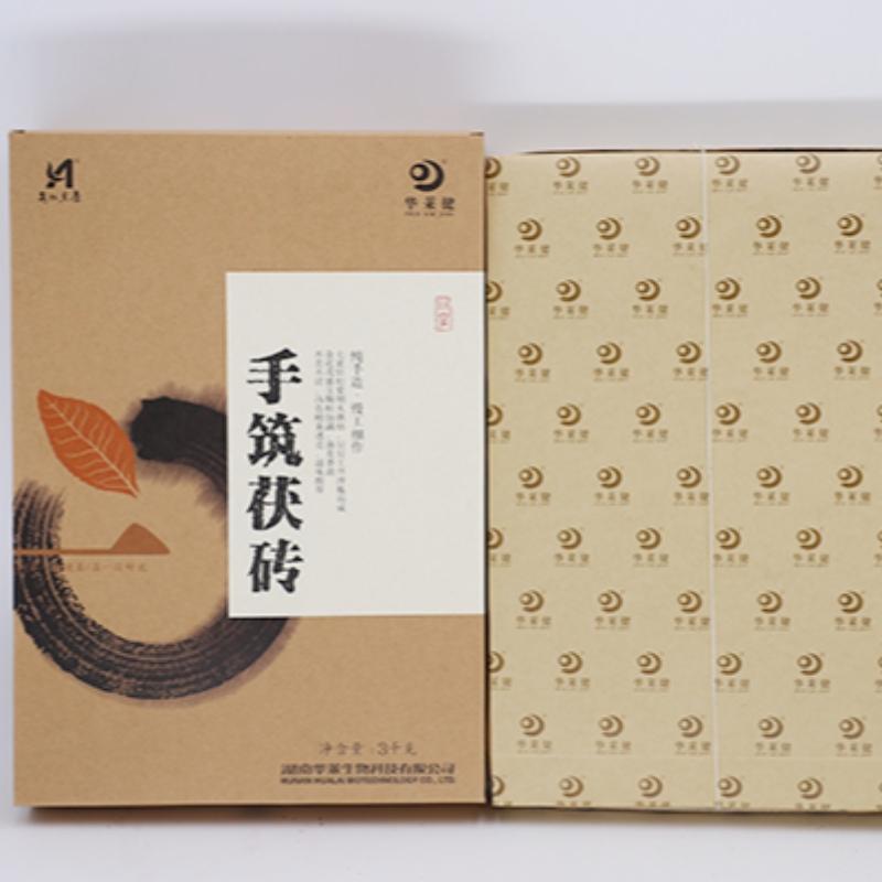 تصنيع باليد هونان انهوا الشاي الأسود الرعاية الصحية الشاي