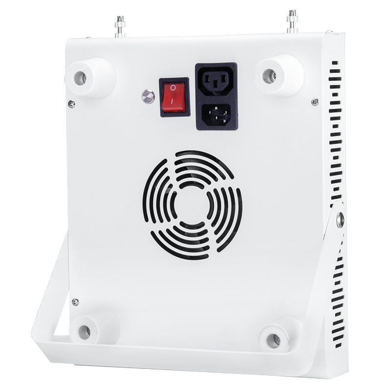 RD300 الأحمر 660nm u0026 بالقرب من الأشعة تحت الحمراء 850nm أجهزة العلاج بالضوء المنزلية ، 300W ضوء العلاج LED المحمولة للبشرة وتخفيف الآلام