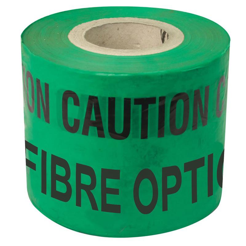 تخصيص PVC / PE تحت الأرض كابل تحذير تحذير الحاجز الشريط ماركر المتراس الشريط