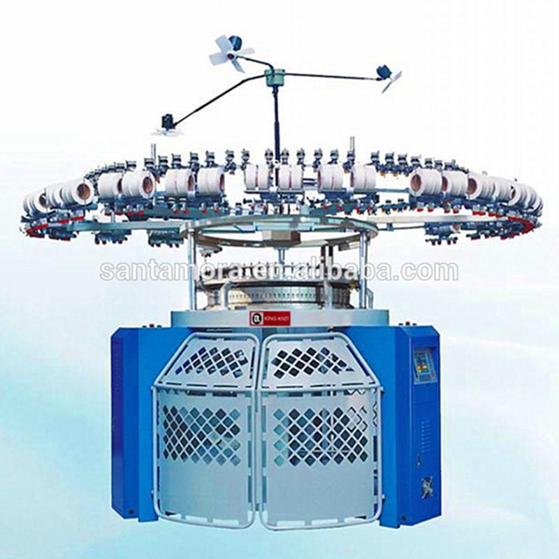 الالكترونية التلقائي شريط آلة الحياكة الدائرية