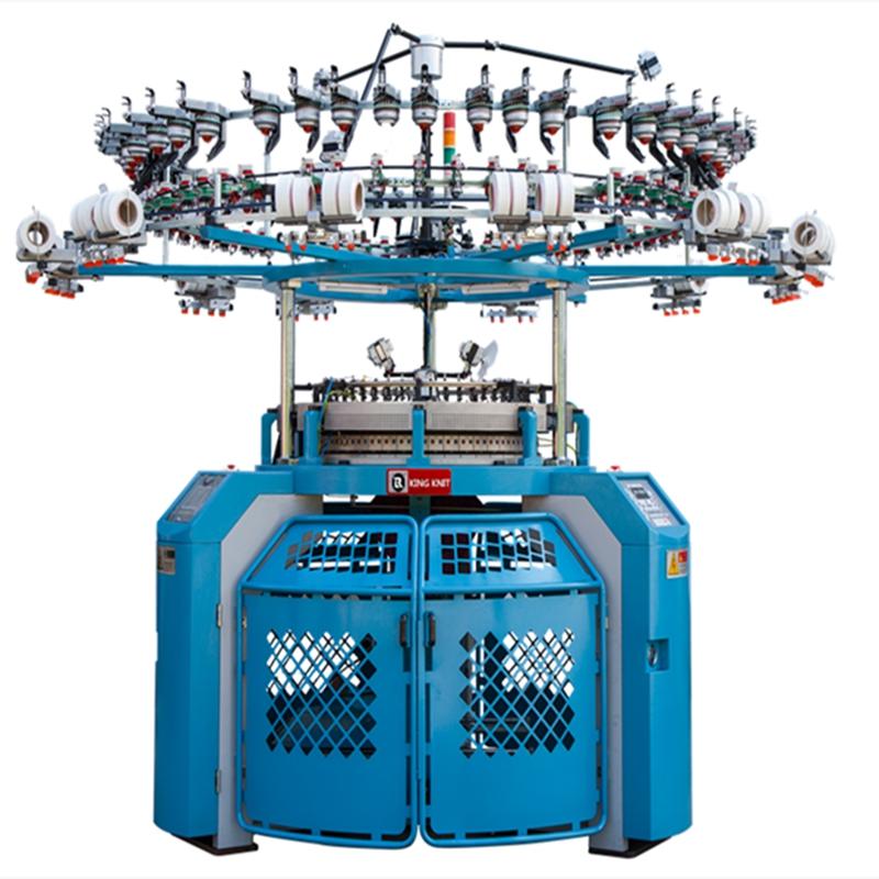 متعددة الوظائف آلة الحياكة الدائرية kc-s803