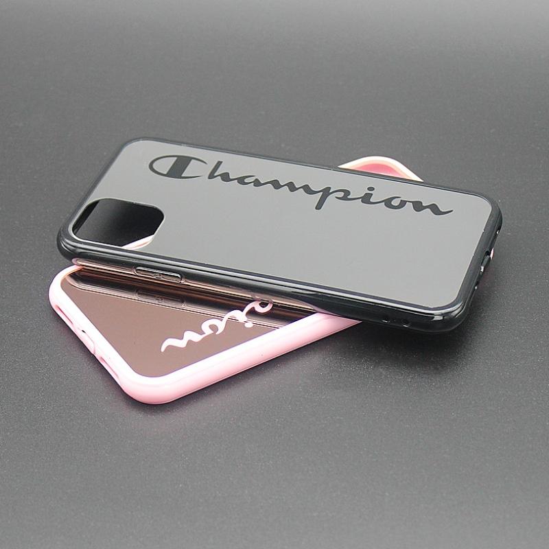 HYZ مرآة بالكهرباء حالة الهاتف المحمول لفون 11