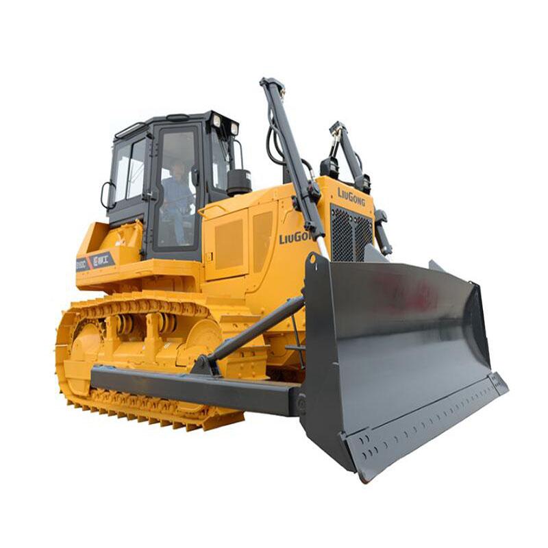Liugong آلات البناء الزاحف بلدوزر clgb160