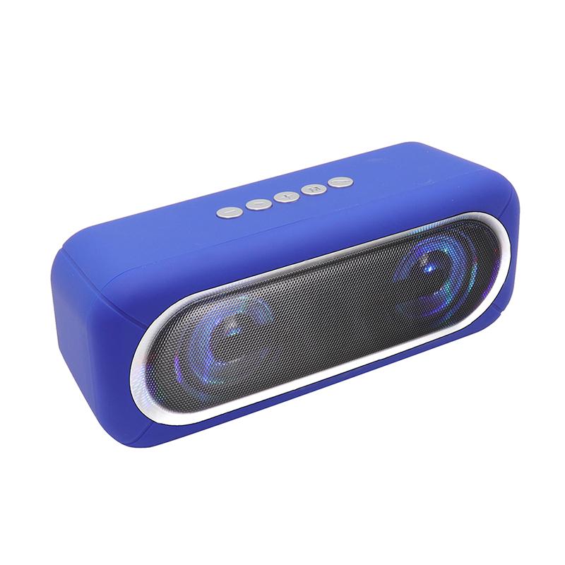OS-590 مكبر صوت بلوتوث مع ضوء ملون للخفقان
